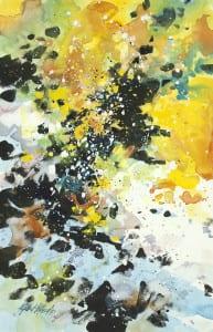 Julie Gilbert Pollard -Dutchman's Gold Study