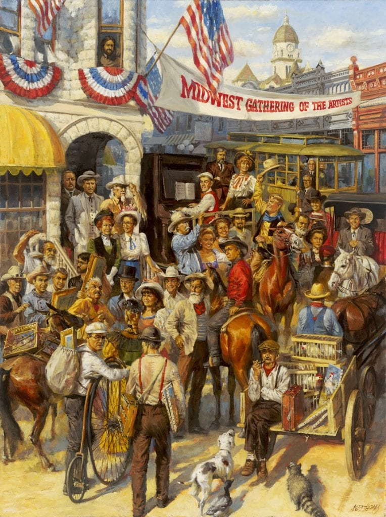 Andy Thomas Interview Oil Painters Of America Blog