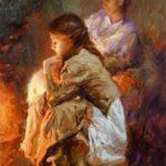Dolgov-Vadim-BytheFireplace-24x20-$3800