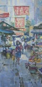 Market (Hong Kong) 20x10