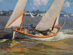 """Sailing"" by Calvin Liang OPAM"