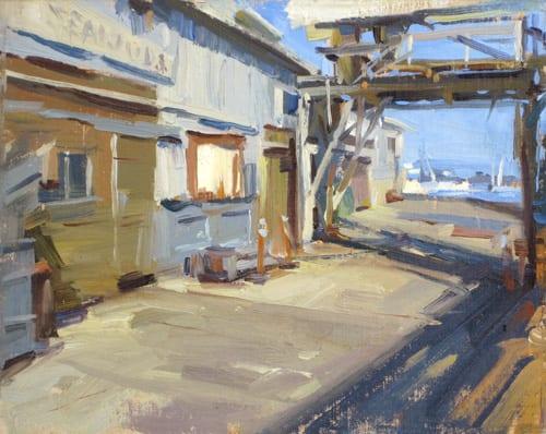 """Monterey Pier"" by David Dibble"