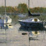 """""""Southern Shore"""" by Xiao S. Jiang OPAM"""