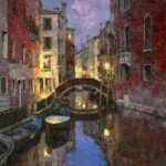 """""""Venice Nights"""" by Xiao Jiang OPAM"""