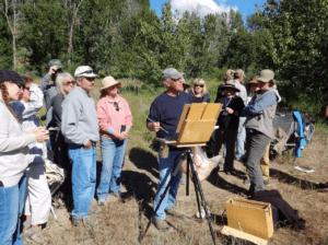 Michael J. Lynch Workshop, June 2016 - Sun Valley, Idaho