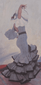 """""""Marta: Traje de Feria"""" by Daud Akhriev"""