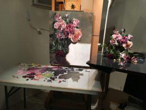 Palette & Still Life